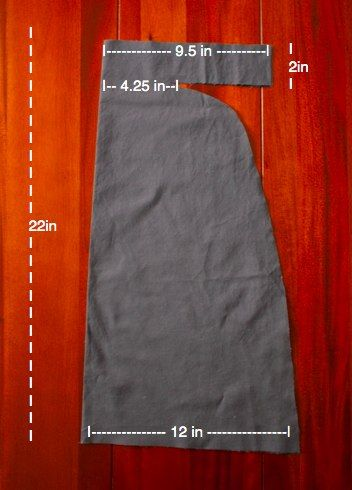 cape measurements- #superhero cape