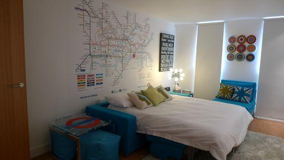 Cuando tenga mi propia casa, una de las habitaciones será así...