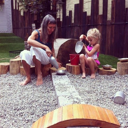 All ages open play in #normanandjulesbackyard