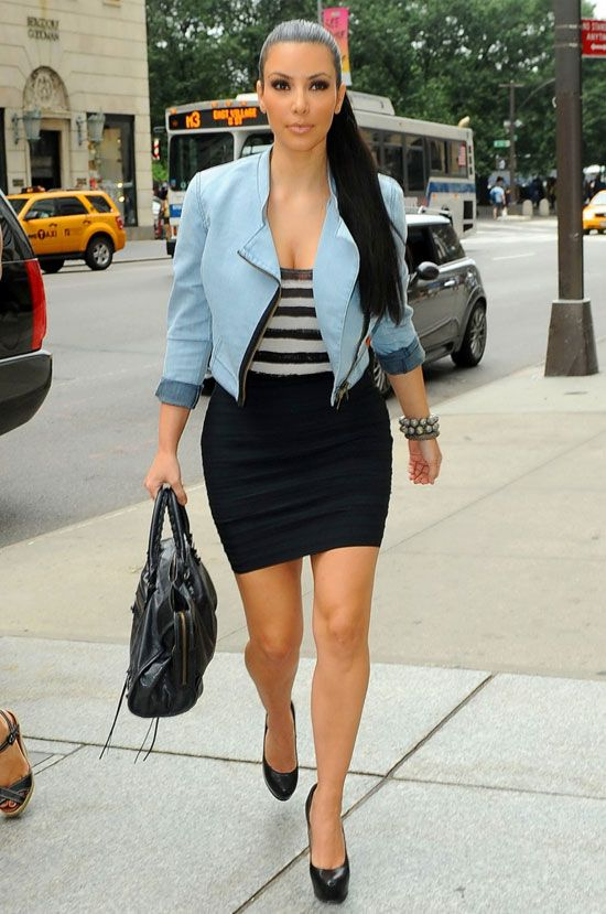 Beinspired 8 Hot Street Style Looks Of Kim Kardashian That You Stylishes Pinterest