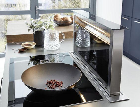 Küchenideen moderne Inspirationen nolte-kuechende küche - nolte grifflose küche