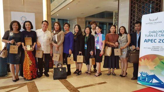 Nature Queen được chọn làm quà tặng cho đại biểu tại APEC 2017