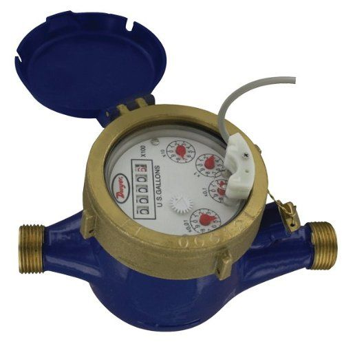 Dwyer Multi Jet Water Meter W Pulsed Output Wmt2 B C 11 1 1 Bspt 7 M3 H Brass Body 2015 Amazon Top Rated Flowmeters Biss Water Meter Gpm Washer Parts