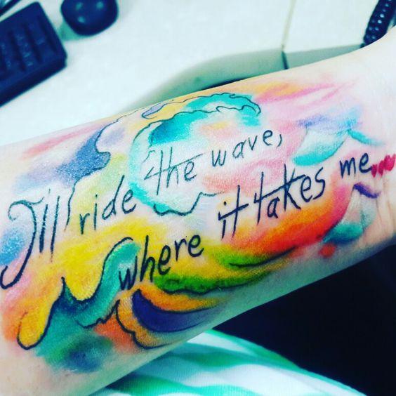 Pearl Jam tattoo by Ryan McCool Pensacola, FL and