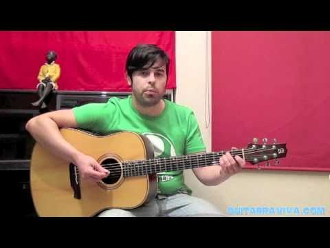 APRENDE GUITARRA LECCION 6a - NIVEL BASICO - ESCUELA DE GUITARRA LECCIONES GRATIS - YouTube
