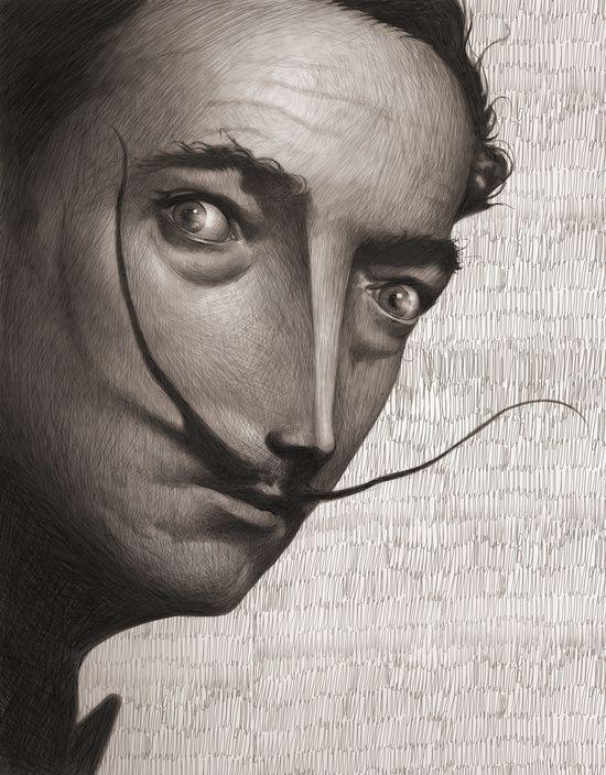artagainstsociety:     Ilustres Ilustrados by... - Psychetronic Tonic: