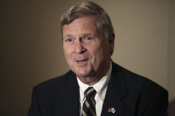 Tom Vilsack's political story already reads like a modern Horatio Alger tale: a humble beginning at an orphanage in Pittsburgh, a rise to governor of Iowa and then to the nation's secretary of agriculture.