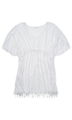 Sara Poncho Dress $98.50