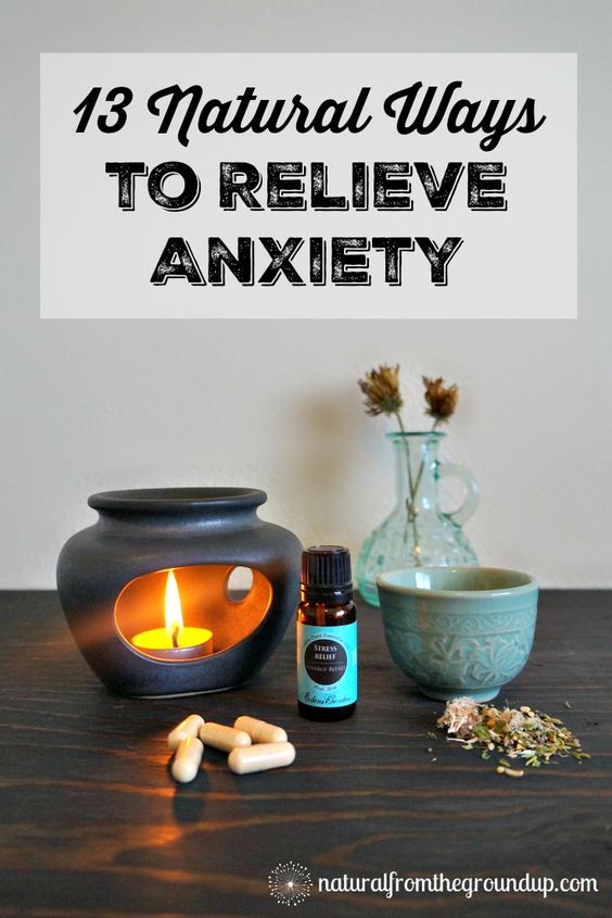 Many people struggle with anxiety, and so do I. This struggle helped me find some natural ways to help relieve anxiety. Learn how to slow down, relax and get healthy.
