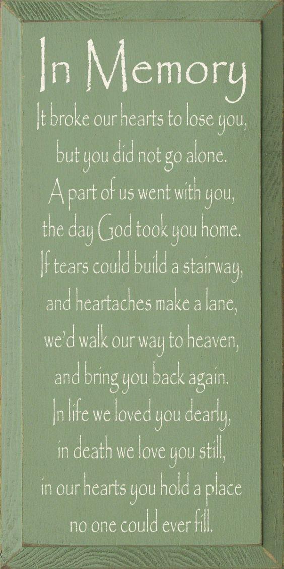 Encouraging #Quotes, #Grief, Bereavement Walker Funeral Home www.herbwalker.com Cincinnati, OH:
