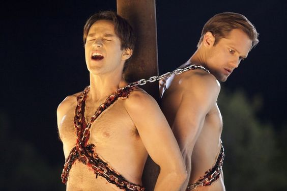 True Blood - Bill et Eric