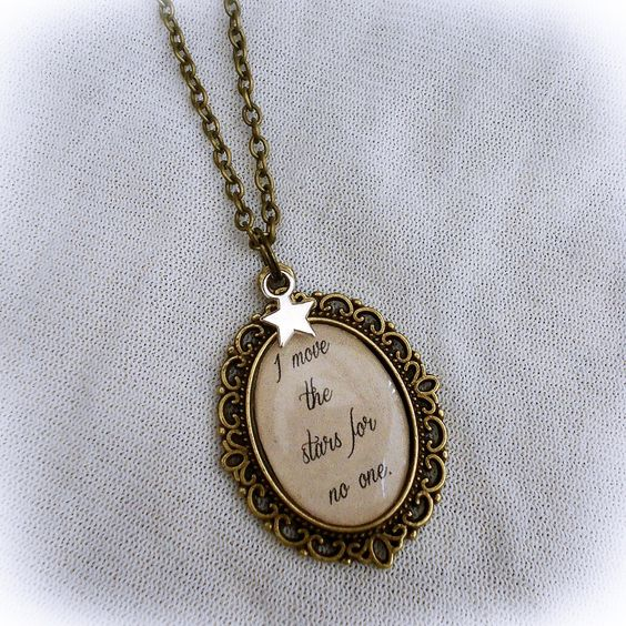 David Bowie Labyrinth Necklace by BaroquenChord on Etsy https://www.etsy.com/listing/272799900/david-bowie-labyrinth-necklace