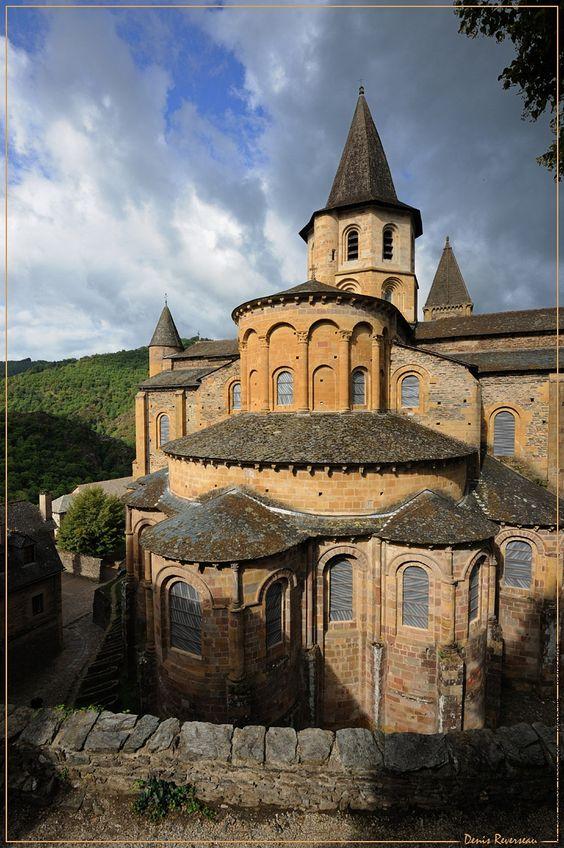 abbaye de conques 3 2nde Histoire