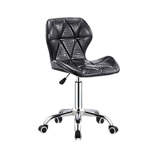 Chair With Wheels Adjustable Home Office Desk Chairs Pu Leather Living Room Chairs Compu Leather Chair Living Room Living Room Leather Living Room Chairs