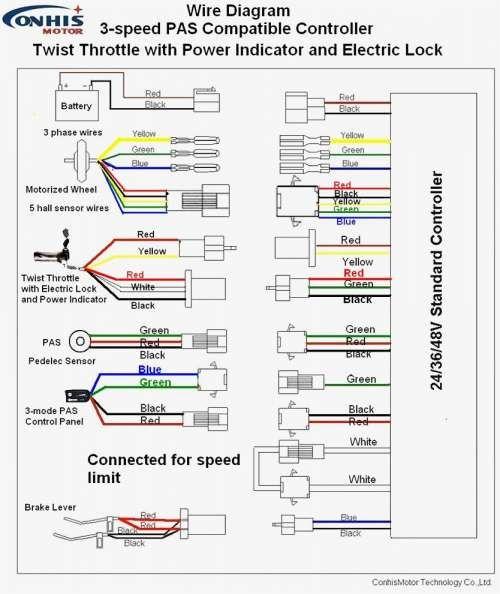 18+ Electric Scooter Speed Controller Wiring Diagram | Diagrama de  instalacion electrica, Diseño electrico, Moto electrica | Speed Controller Wiring Diagram |  | Pinterest