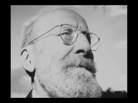 Dos españoles en la historia: el Cid y Ramón Menéndez Pidal. La voz de los siglos - YouTube
