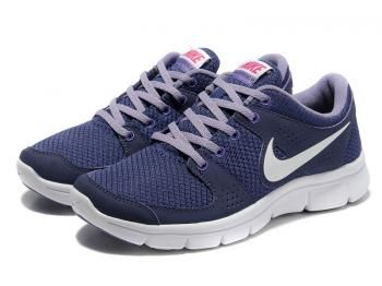 Cheap Nike Flex Experience RN Women Running Shoes Blue 525754-401 Sale UK - Nike