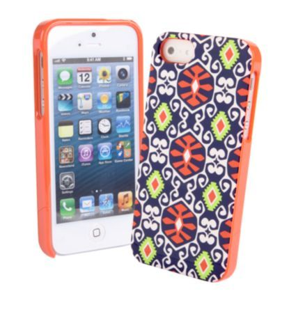 Frame Case for iPhone 5   Vera Bradley Sun Valley I have this case and it is so perfect! Everyone always tells me how cute it is! #MySuiteSetupSweepstakes