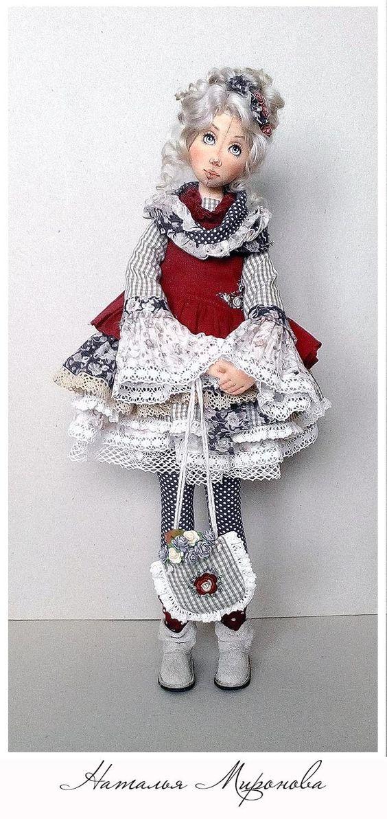 НАТАЛЬЯ М�РОНОВА - мои куклы | OK.RU