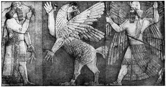 Marduk: De Babylonische god die heerste over de chaos van een Anunnaki-oorlog