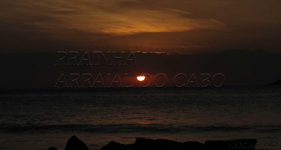 PRAINHA - ARRAIAL DO CABO