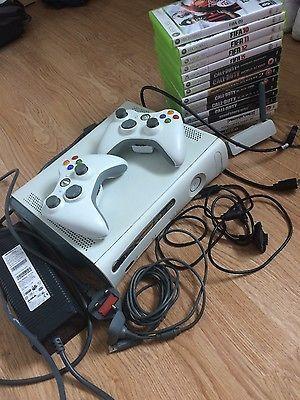 Microsoft Xbox 360 60 GB White Console https://t.co/ZdbbqGv1Mn https://t.co/r4dbfSlROD