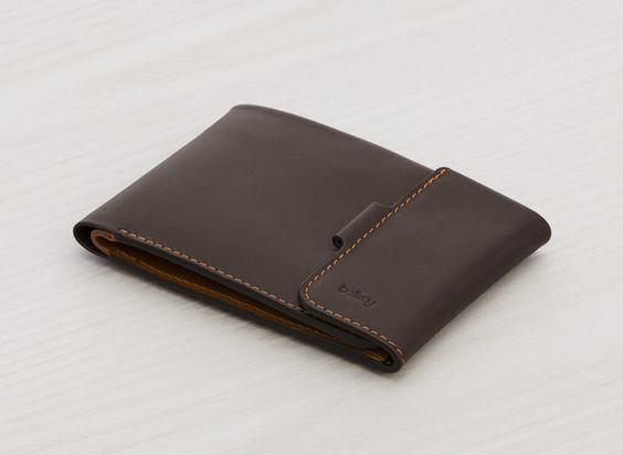 Befreie deine Tasche! Die schlanke Geldbörse - einfach top!