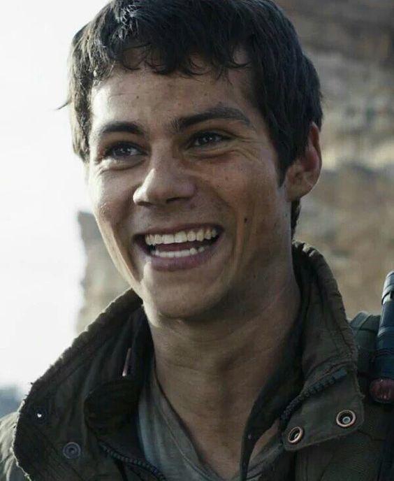 Dylan o'Brien's smile