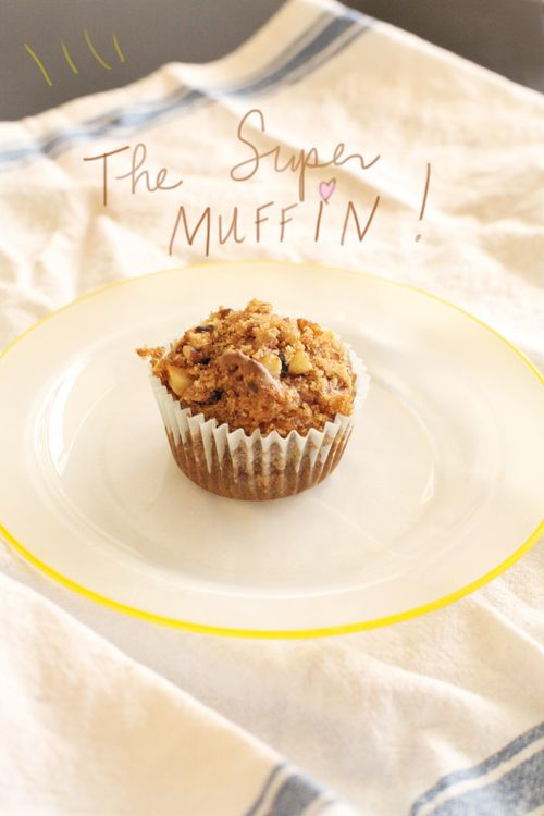 Oatmeal muffin recipe, Oatmeal muffins and Muffin recipes on Pinterest