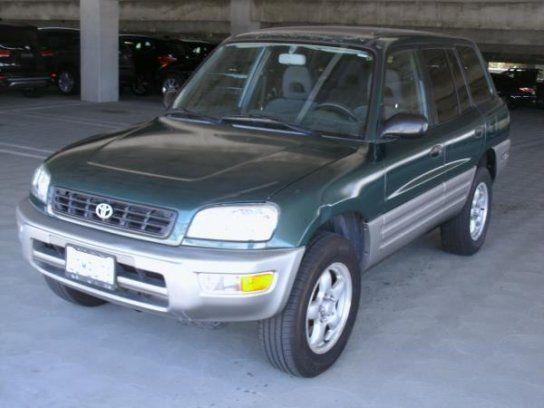 Sport Utility 1998 Toyota Rav4 2wd 4 Door With 4 Door In Costa Mesa Ca 92627 Toyota Toyota Rav4 Toyota Cars