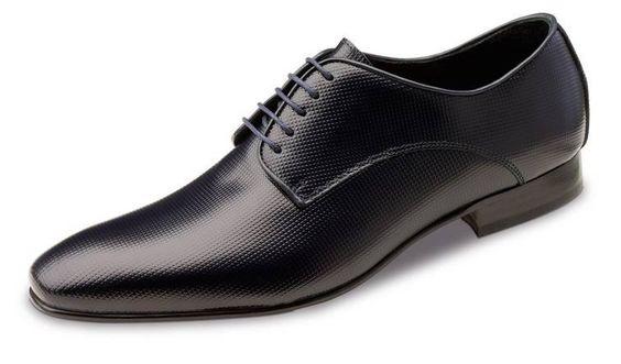 passend blauer Schuh von Wilvorst