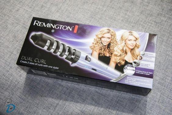Remington Dual curl