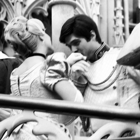 Kiss for a princess