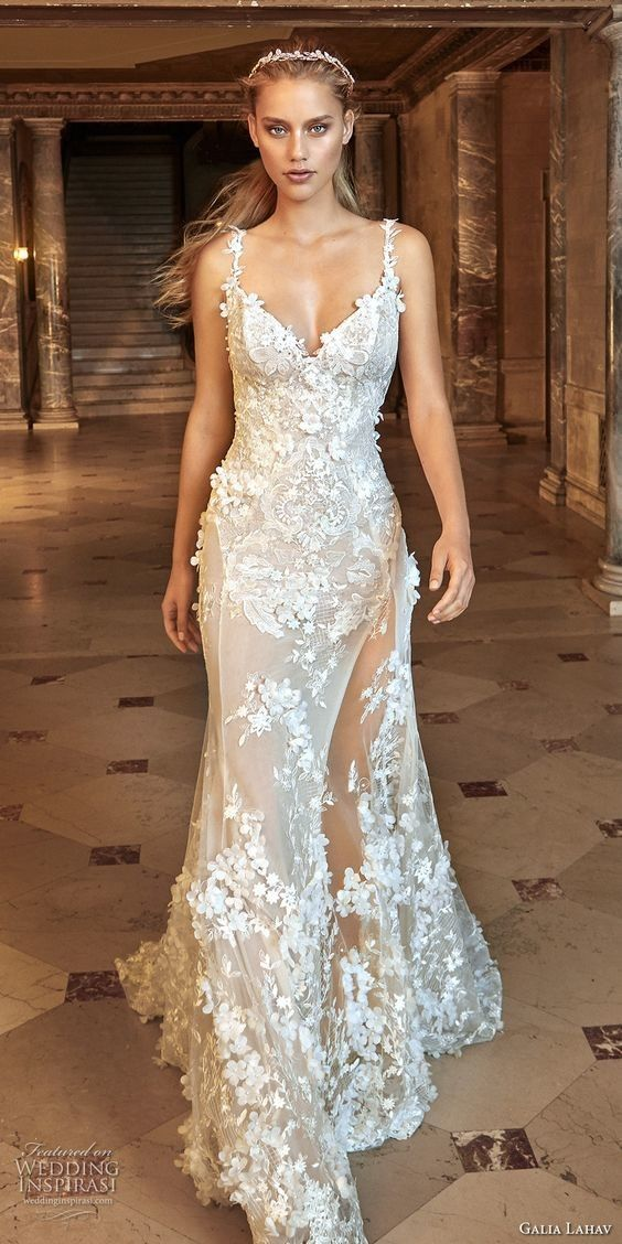 cheap but in luxury design wedding dresses