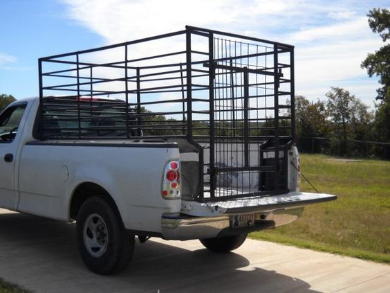 Truck Camper Plans Build Yourself: Truck Camper, Cattle Trailers And Cattle On Pinterest