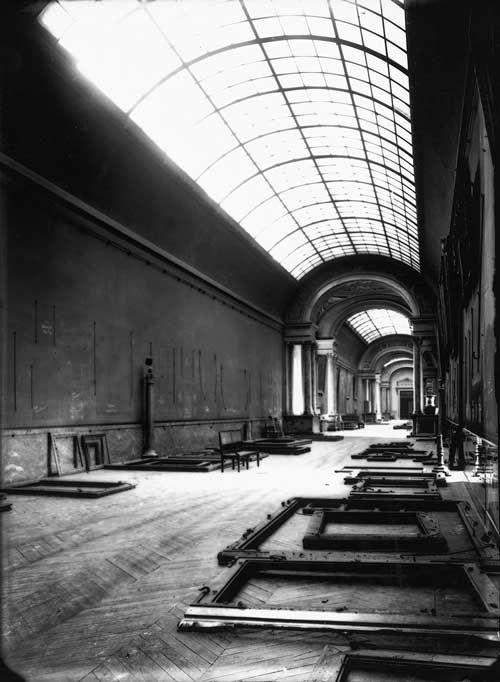 Où l'on rencontre l'homme qui a sauvé les chefs-d'œuvre du Louvre.