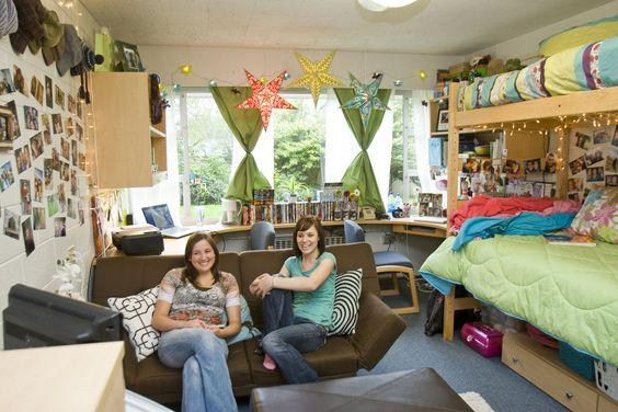 Decorating Ideas > Flickr  College Dorm  Pinterest ~ 232709_Dorm Room Setup Ideas
