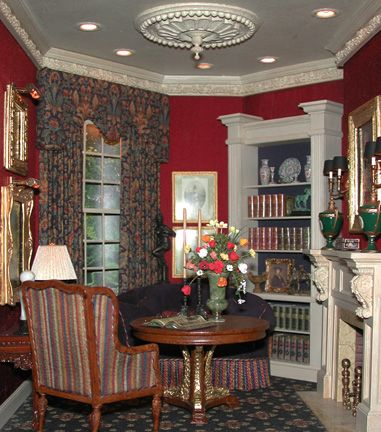 Doll Houses Miniature And Interior Design On Pinterest