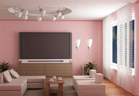 Ideas For Living Room Wall Paint Colors Interior Desain Interior Rumah Rumah