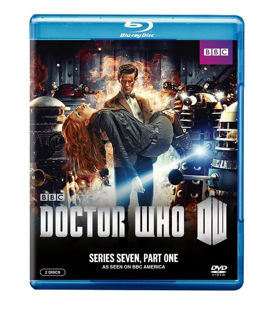 Doctor Who: Series Seven, Part One (2012) ($14.99)