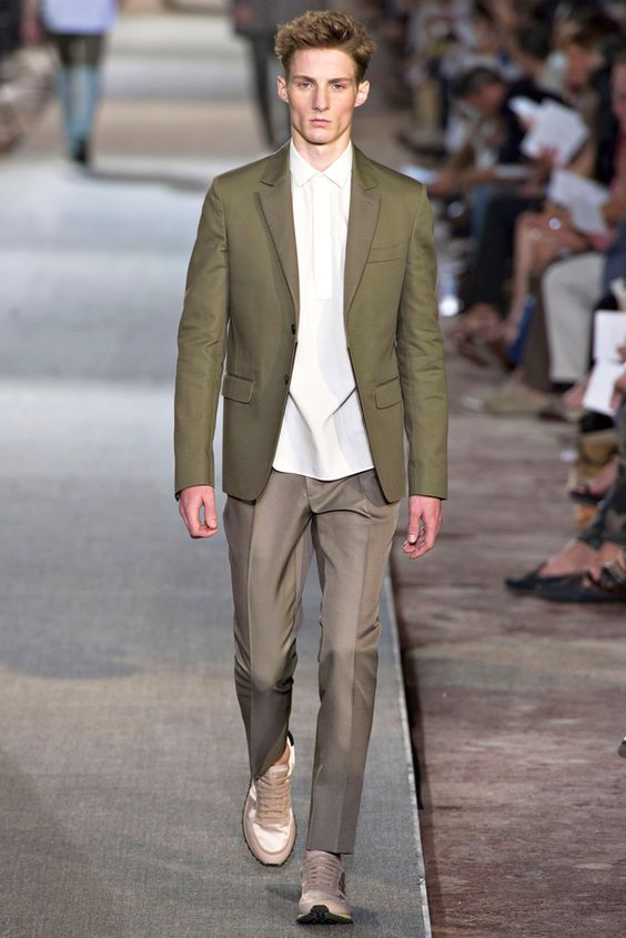 Valentino, Spring 2013 Ready to Wear #menswear #Valentino