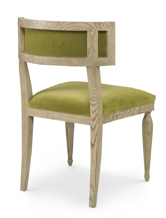 Buy Delphi Chair By Mr Brown London   Made To Order Designer Furniture From  Dering Hallu0027s Collection Of Traditional Transitional Side Chairs