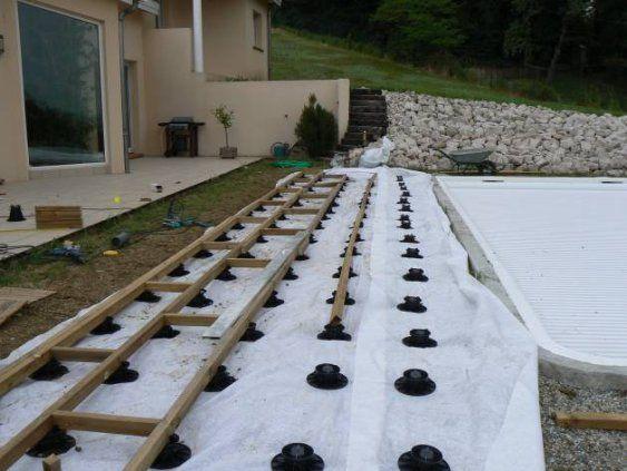 Epingle Sur Construction Terrasse Bois