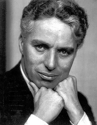 Charlie Chaplin, Edward Steichen, 1925. Steichen is amazing. I have a whole book of some of his photography.