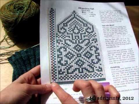 Fair-Isle Basics: the chart   Knit or Crochet tips, tricks ...