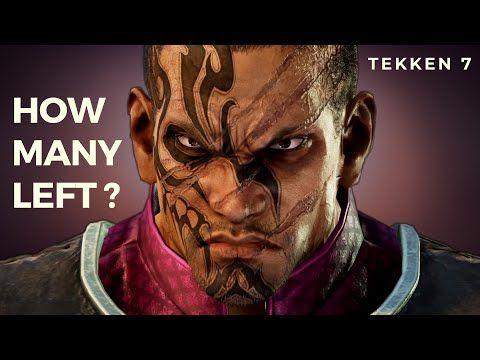 Tekken 7 Fahkumram Is Too Strong For Kazuya Mishima Youtube In 2020 Tekken 7 Rage Mishima