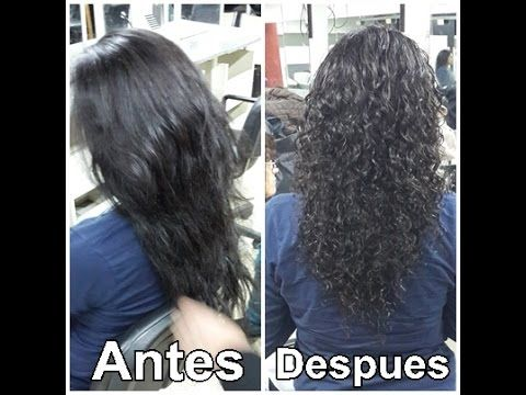 Como Hacer Una Permanente En Cabello Largo Paso A Paso Youtube Long Hair Styles Hair Styles Sally Beauty