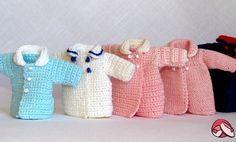 how to: crochet coat