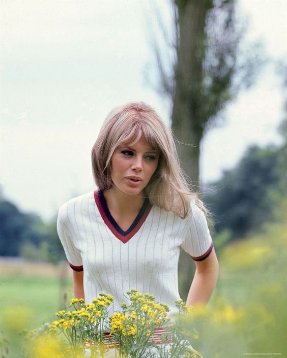 "Britt Ekland (Born: Britt-Marie Eklund, October 6, 1942 - Stockholm, Sweden) as Goodnight on ""The Man with the Golden Gun"" (1974)"