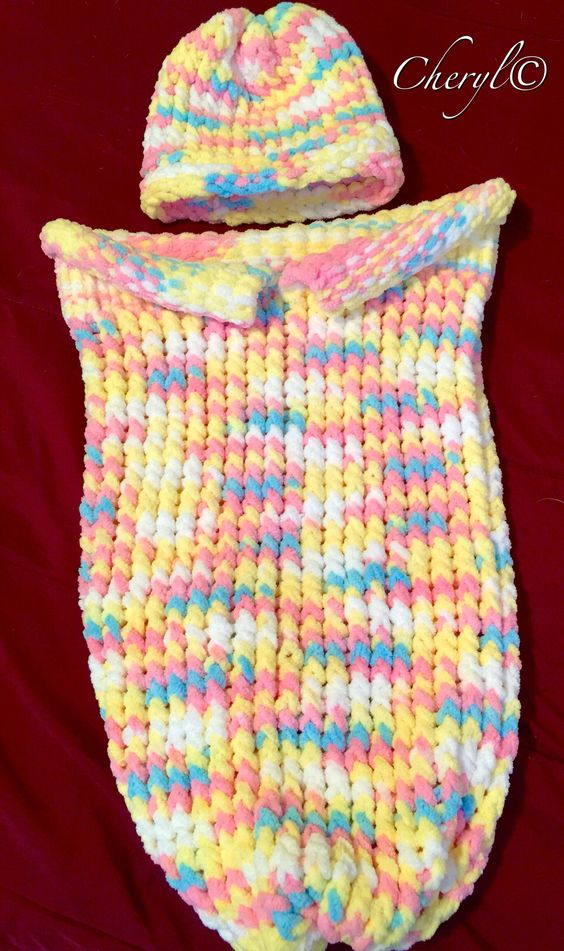 Knitting A Baby Blanket On A Round Loom : Pinterest the world s catalog of ideas